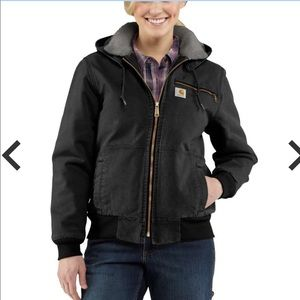 Carhartt weathered wildwood jacket
